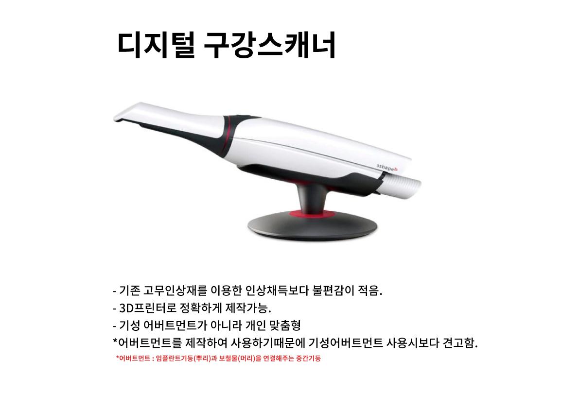 디지털 구강 스캐너